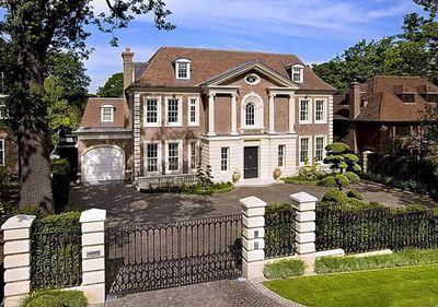 În Londra proprietăţile de zeci de milioane de euro sunt în mare vogă