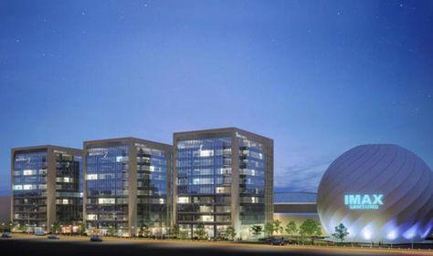 AFI Europe a finalizat primul office building din cele 5 planuite langa mall-ul din Cotroceni