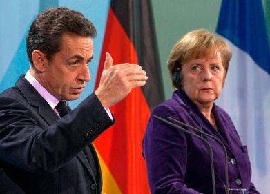 E posibilă salvarea Zonei euro? Află soluţiile propuse de Angela Merkel şi Nicolas Sarkozy