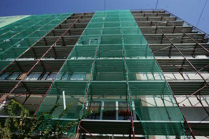 Preţul de construcţie al unui bloc de zece etaje: 750-800 euro/mp