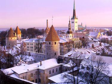 Capitala Estoniei a combătut cu succes recesiunea, iar piaţa sa imobiliară a fost animată de trecerea la euro