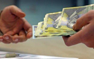 Băncile au acordat 1.000 de credite în lei în şapte luni