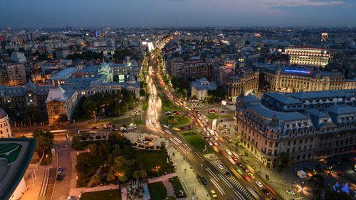Bucureștiul ocupă locul 107 în topul orașelor cu cea mai ridicată calitate a vieţii