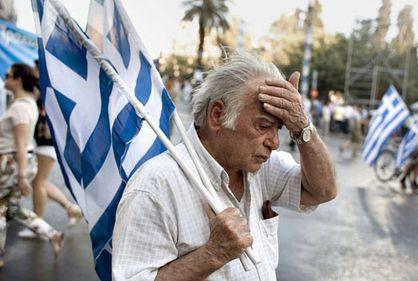 Viitorul nu se înseninează: Grecia va trebui să înfrunte al şaptelea an de recesiune