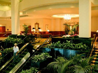 2011 aduce alte trei hoteluri Marriott în Rusia