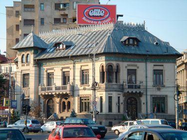 Casa pictorului Gheorghe Petraşcu din Piaţa Romană a fost închiriată de un librar