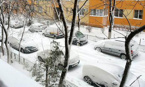 Iarna, în București: 358 de utilaje mobilizate în întreg orașul. VEZI detalii din fiecare sector