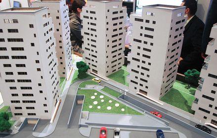 Numărul locuinţelor date în folosinţă a scăzut în al treilea trimestru cu 16,2%
