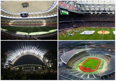 """Stadionul Național """"ARCUL DE TRIUMF"""" începe pregătirile pentru EURO 2020"""