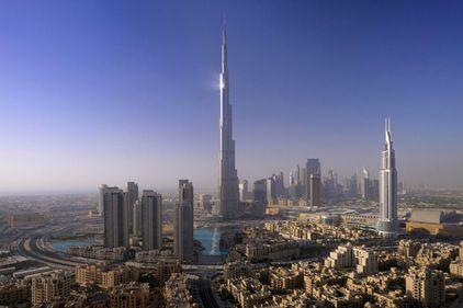 Gigantii care sfideaza criza: Cele mai inalte cladiri din lume, aflate in constructie