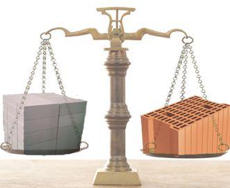 Dilema epocii trecute şi prezente: construcţii din BCA sau cărămidă?