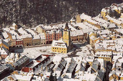 În Braşov, chiriile ating apogeul în preajma sărbătorilor de iarnă