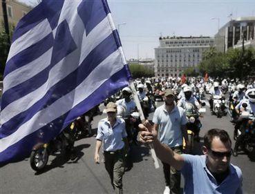 Noi măsuri de austeritate, în Grecia: încă 25.000 bugetari pot pierde locul de muncă