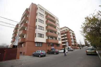 Au vândut o casă pentru a lua un teren şi au ajuns să ridice 329 de apartamente în Băneasa, cu propria macara