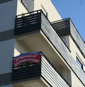 Chiriile în apartamentele noi sunt, în unele cazuri, chiar mai ieftine decât în cele vechi
