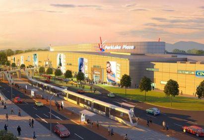 A început construcţia mall-ului de 250 milioane euro din Titan. Vezi cum va arăta proiectul