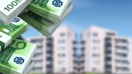 E nevoie de refinanţări de miliarde de dolari pe piaţa imobiliară românească
