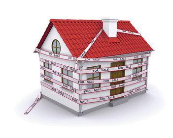 Preţul locuinţelor executate silit a scăzut