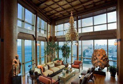 Vezi cum arată cel mai scump apartament din lume, situat lângă plajă