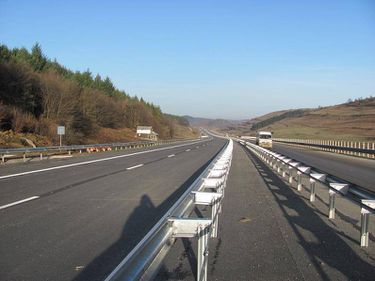 Vin bani pentru autostrada Sibiu-Piteşti, ultimul segment din Coridorul IV Paneuropean