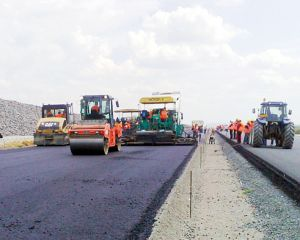 Autostrada Timisoara-Arad: fonduri nerambursabile de 124,4 mil euro