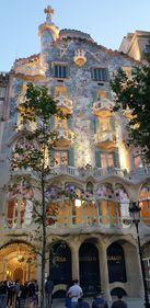 De vizitat în Barcelona: Casa Batlló