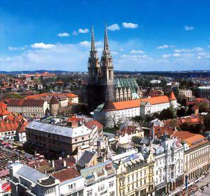 În Zagreb, piaţa imobiliară s-a prăbuşit, iar situaţia nu se va remedia prea curând