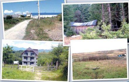 BCR a scos la vânzare 134 de terenuri pe care vrea să obţină 100 milioane de lei