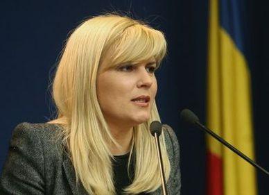 Dacă nu ar fi în Guvern, Udrea ar protesta faţă de arhitectura Bucureştiului