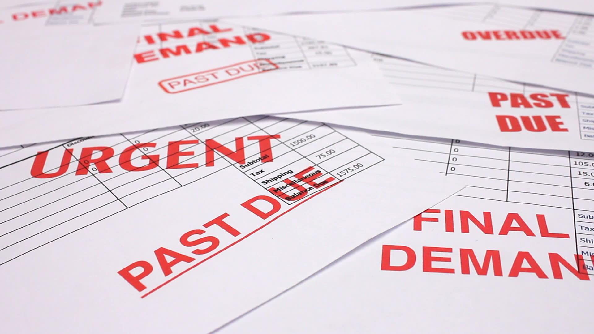 Legea falimentului personal: cui se adresează și ce presupune?