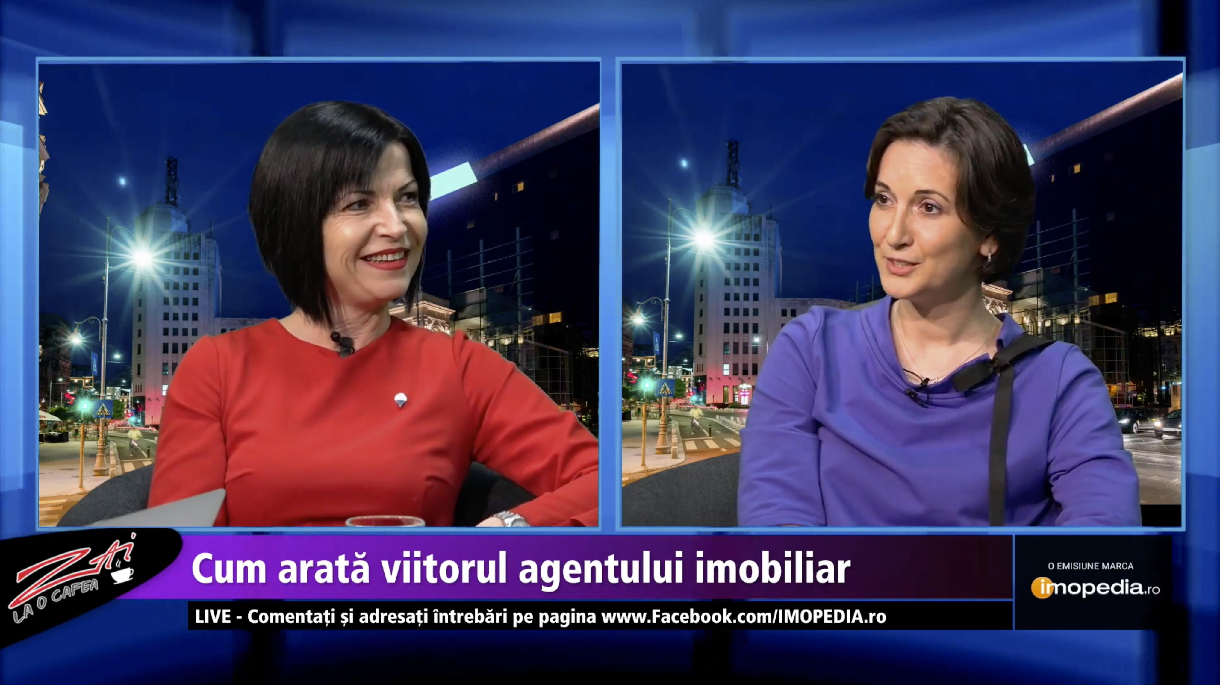 Viitorul agentului imobiliar - Ramona Andreica & Viviana Andrei