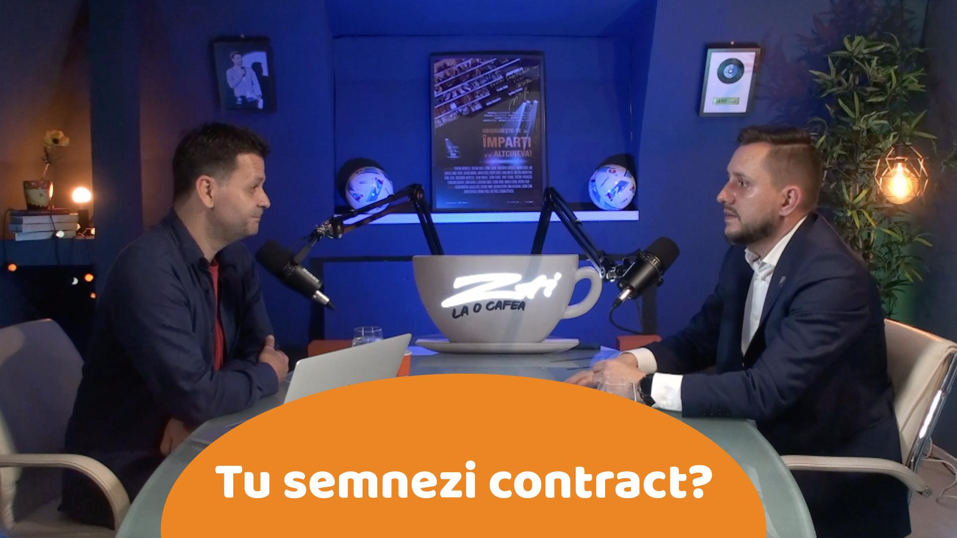 Semnezi un contract sau crezi în înțelegerile verbale?